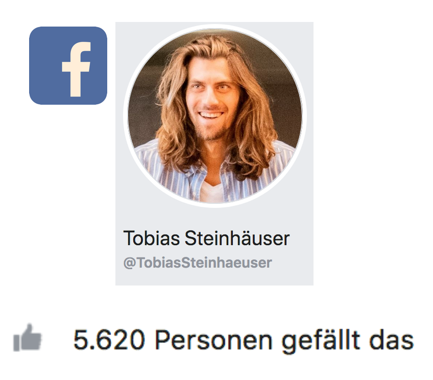 Tobias Steinhäuser FB-Social-proof Start